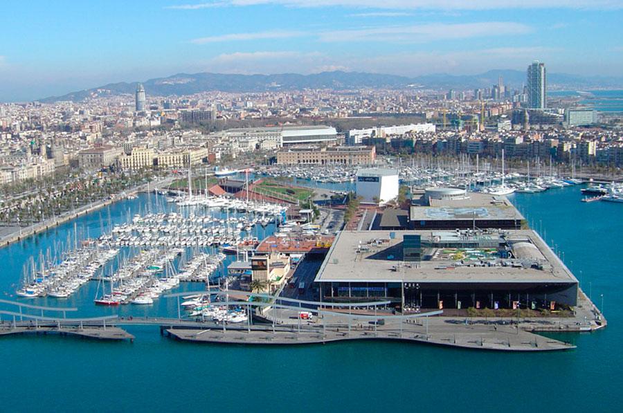 Port vell informaci n y entradas teatro barcelona - Port de plaisance barcelone ...
