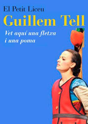 Guillem Tell: Petit Liceu → Gran Teatre del Liceu