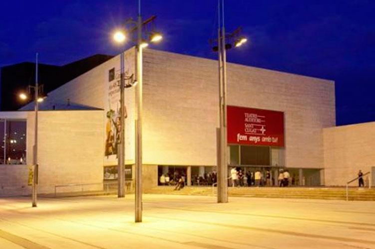 Teatre auditori sant cugat informaci n y entradas - Placa barcelona sant cugat ...