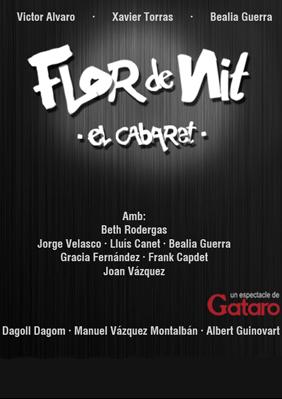Flor de nit, el cabaret → Almeria Teatre