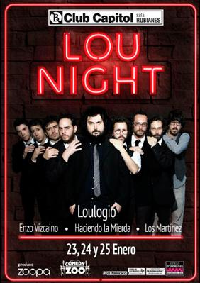 Loulogio: Lou Night