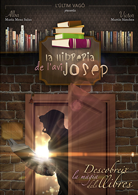 La llibreria de l'avi Josep → Cincómonos Espai d'Art