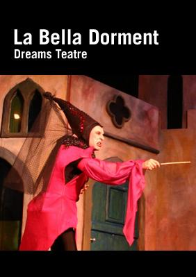 La bella dorment – Dreams Teatre → Jove Teatre Regina