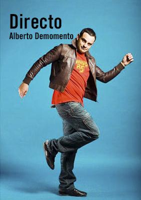 Alberto Demomento: Directo → Cafè Teatre Llantiol