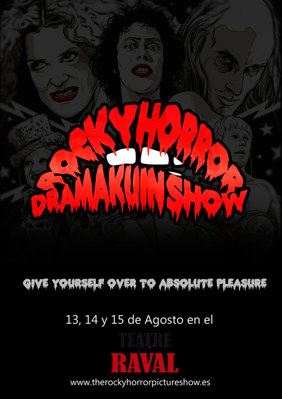 The Rocky Horror Dramakuin Show → Teatre del Raval