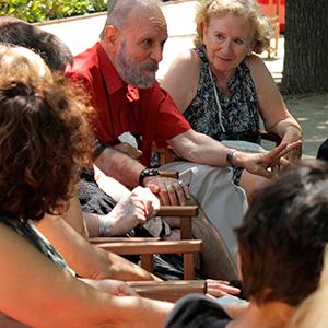 Comença el taller d'espectadors del Festival Grec