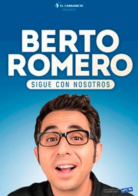 Berto Romero: Sigue con nosotros → BARTS