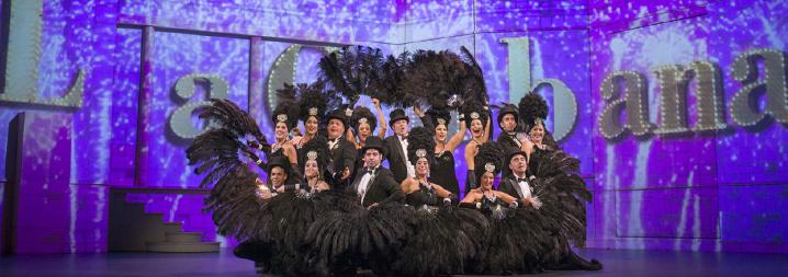 La Cubana: Gente bien, el musical