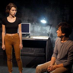 Greta Fernández protagonitza 'Amanda T', una peça de teatre documental inspirat en el cas d'Amanda Todd