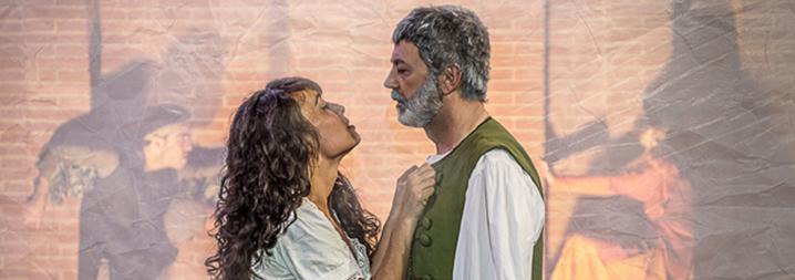Amor de Don Perimplín con Belisa en su Jardín: Federico García Lorca