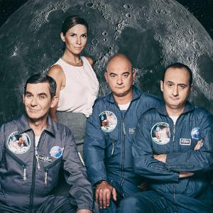 Tres 'Astronautes' i un cadàver, la nova comèdia de Minoria Absoluta