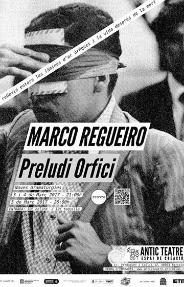 Preludi orifici: Marco Regueiro