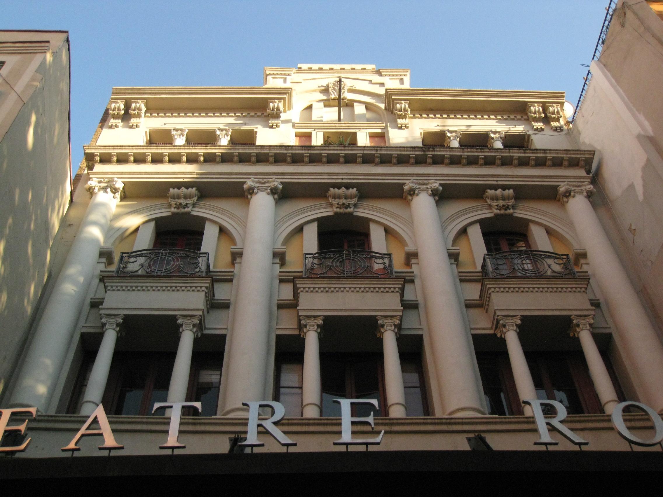 Teatre romea informaci i entrades teatre barcelona for Cartellera teatre barcelona